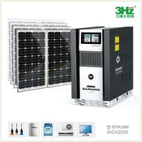 2KW Home Solar Power System