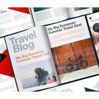Magazine Design Services
