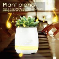 Led Night Light Music Flowerpot