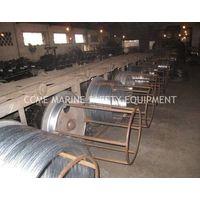 Marine galvanized steel wire rope