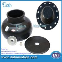 air bladder diaphgram for pulsation dampener