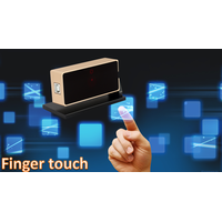 touch screen interactive whiteboard smart for education with OPS built-in