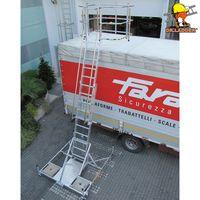Steel Foldable 4-6 Step Ladder Household Multi Folding Flexible Ladder