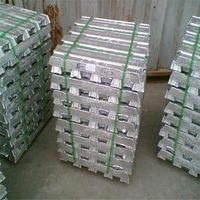 Pure Zinc Ingot 99.99 & 99.995, Top Grade In Stock
