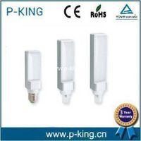 13w LED G24/E27 LED PLC lamp ningbo factory CE ROHS Long Life span