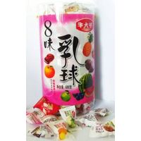 Crispy Soft Center Filled Fruit Juicy candy