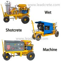 LSZ3000 gunite machine