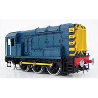 Metal engine - O scale UK diesel train thumbnail image
