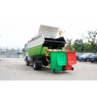 Electric Compactor Garbage Truck [FREE FREIGHT WORLDWIDE] thumbnail image