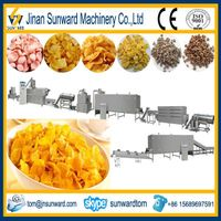 Breakfast Cereal Making Machine Equipment