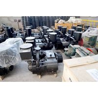 Air Compressor spare parts for 3 Axles 40CBM bulk Cement Truck Powder Semi Trailer For Sale