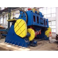 Head and Tail Flip Rotary Welding Positioner with Chunck thumbnail image