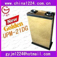 Super splendid golden wet umbrella packing machine