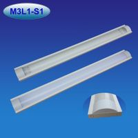 supthin dust proof 4ft single T8LED tube lighting fixtures