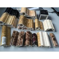 PVC Faux marbles UV coating panel