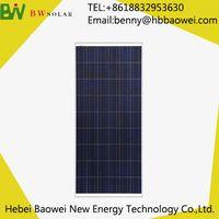 BAOWEI-200-54P Polycrystalline Solar Module