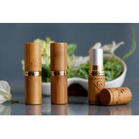 Eco-friendly Organic Bamboo Lipstick Tubes