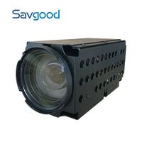 4K Network LVDS High Definition Long Range 50x Optical Zoom Network Camera Module Seamless Image