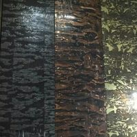 Double Color Pattern Decorative Stainless Steel Sheet thumbnail image