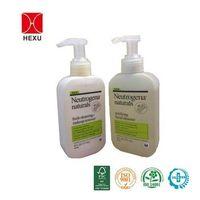 High quality label sticker for shower gel bottle