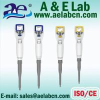 Single-channel Electronic Pipette