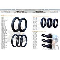 Bicycle butyl tubes