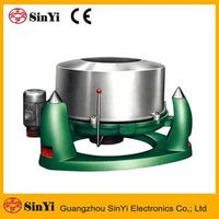 (TS)Industrial Commercial Hotel Laundry hydro extractor Clothes Dewatering Machine