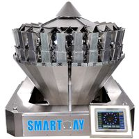 Small 24 Head Mix Nuts / Dry Fruits Multihead Weigher