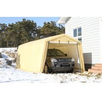 WEATHERFAST PORTABLE GARAGE PEAK TOP 10'X17'