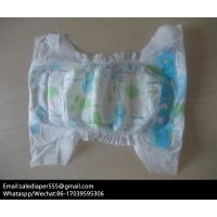 Soft Breathable Absorption disposable baby diapers thumbnail image