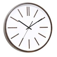 14 inch 3D digits high quality plastic wall clock