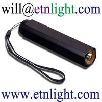 Flashlight SS-A33 Anodize Aluminum 1x18650 Cell Batt 3 Modes Cree XRE Q3 LED Bulb Aluminum Reflector