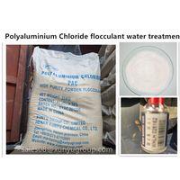 High Grade Polyaluminium ChloridePAC-Coagulant Water Treatment