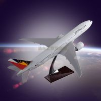 Customized Plane Model Scale Model Aircraft Boeing 777 Philippine Airlines for Business Gift Souveni thumbnail image