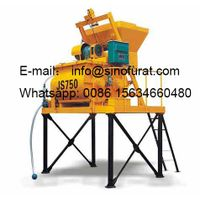 Concrete Mixer, concrete batching plant