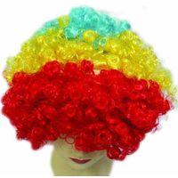 synthtic wigs,football wigs,fancy wig