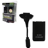 charger cable and rechargeable battery pack