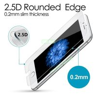 0.3MM Tempered Glass Screen Protector, Retail Packaging 2.5D Tempered Glass Screen Protector For iPh