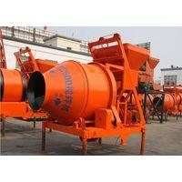 China JZC500 mobile self loading concrete mixer for buiding thumbnail image