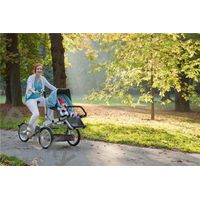 Alluminum Alloy Luxury Quick Folding Baby Stroller