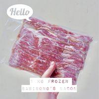 Frozen Pork Bacon thumbnail image