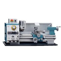 Gear Drive Mini Bench Metal Lathe