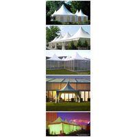 Pagoda tent, Arabic tent, high peak tent,cottage tent