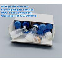 HGH Peptides 191aa Powder, Whatsapp: +8613373048618