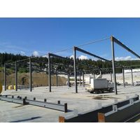 Easy Install Prefabricated Steel Structure Exhibition Hall thumbnail image