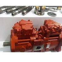 Main hydraulic pumps
