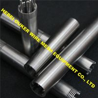 Automatic CNC wedge wire screen welding machine thumbnail image