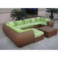 Patio leisure Cozy Rattan Sofa Sets thumbnail image