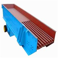 Widely industrials used electromagnetic vibrating feeder thumbnail image