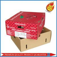 Cherry Packing Corrugated Boxes thumbnail image